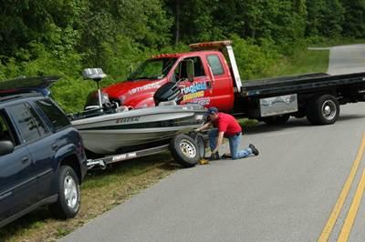 Trailer Handbook Deep Creek Marina Mchenry Maryland
